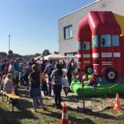 Feuerwehrfest-Weingarten/Baden